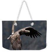 Flying Sea Eagle  Weekender Tote Bag