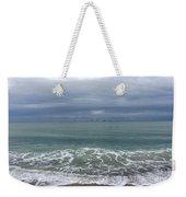 Flying Weather Weekender Tote Bag