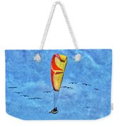 Flying With Birds Weekender Tote Bag