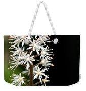 Foam Flower Weekender Tote Bag