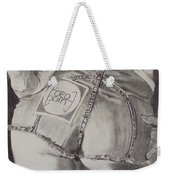 Focal Point . . Or . . The Will To Live Weekender Tote Bag by Sean Connolly