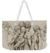 Focus Weekender Tote Bag by Jani Freimann