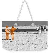 Focused Relationship Weekender Tote Bag