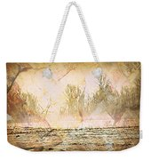 Fog Abstract 4 Weekender Tote Bag by Marty Koch