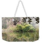 Fog And Reeds Weekender Tote Bag