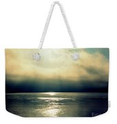 Fog Bank Weekender Tote Bag