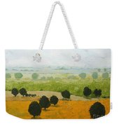 Fog Lifting Fast Weekender Tote Bag