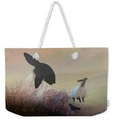 Fog On The Moor Weekender Tote Bag