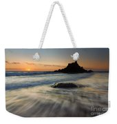 Fogarty Tides Weekender Tote Bag by Mike  Dawson