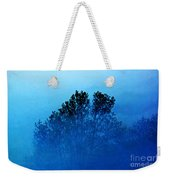 Fogged Out Weekender Tote Bag