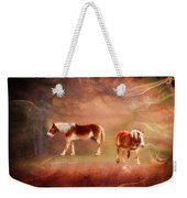 Foggy Day - Featured In Funky Images Group Weekender Tote Bag
