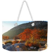 Foggy Frio #6 2am-109069 Weekender Tote Bag