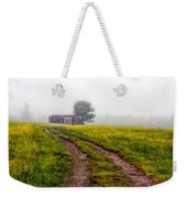 Foggy Morning Weekender Tote Bag by Bob Orsillo