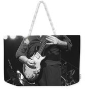 Foghat Guitarist Rod Price Weekender Tote Bag