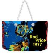 Foghat In Spokane 1977 Weekender Tote Bag
