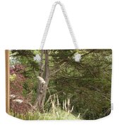 Foliage Art Weekender Tote Bag