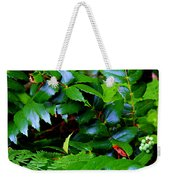 Foliage N Such Weekender Tote Bag