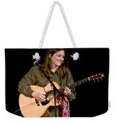 Folk Musician Denise Franke Weekender Tote Bag