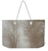 Follow It And Know Your Forests Weekender Tote Bag