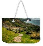 Follow The Path Weekender Tote Bag by Adrian Evans