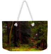 Follow The Trail Weekender Tote Bag