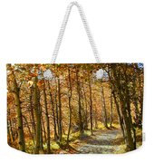 Follow The Yellow Brick Rd Weekender Tote Bag