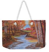 Follow Your Dream Weekender Tote Bag