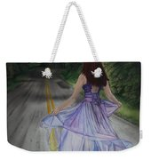 Follow Your Path Weekender Tote Bag