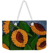 Followers Of The Sun Weekender Tote Bag