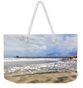 Folly Beach Weekender Tote Bag