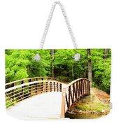 Folsom Bridge 2 Weekender Tote Bag