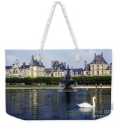 Fontainebleau Weekender Tote Bag