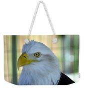 Fontana Eagle Portrait 4 Weekender Tote Bag
