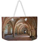 Fontenay Abbey Cross Vault Weekender Tote Bag