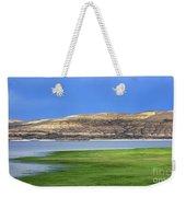 Fontenelle Reservoir Summer Thunderstorm  Weekender Tote Bag