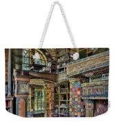 Fonthill Castle Library Room Weekender Tote Bag