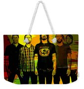 Foo Fighters Weekender Tote Bag