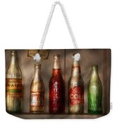 Food - Beverage - Favorite Soda Weekender Tote Bag