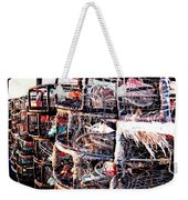 Food From The Sea Weekender Tote Bag