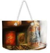 Food - Kitchen Ingredients Weekender Tote Bag