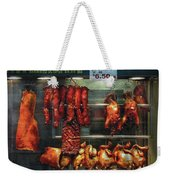 Food - Roast Meat For Sale Weekender Tote Bag