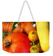 Food - Vegetable Medley Weekender Tote Bag