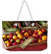 Food - Vegetables - Sweet Peppers For Sale Weekender Tote Bag