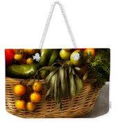Food - Veggie - Sage Advice  Weekender Tote Bag
