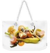 Food Waste Weekender Tote Bag