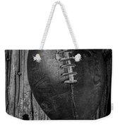 Football And Baseball Weekender Tote Bag