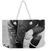 Football Player Jim Thorpe Weekender Tote Bag