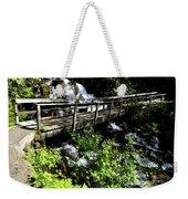Footbridge Weekender Tote Bag