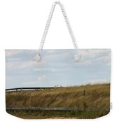 Footbridge Through The Dunes Weekender Tote Bag
