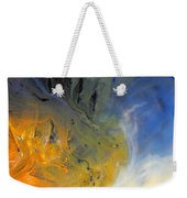 For A Change Weekender Tote Bag